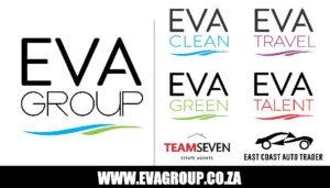 eva group logos